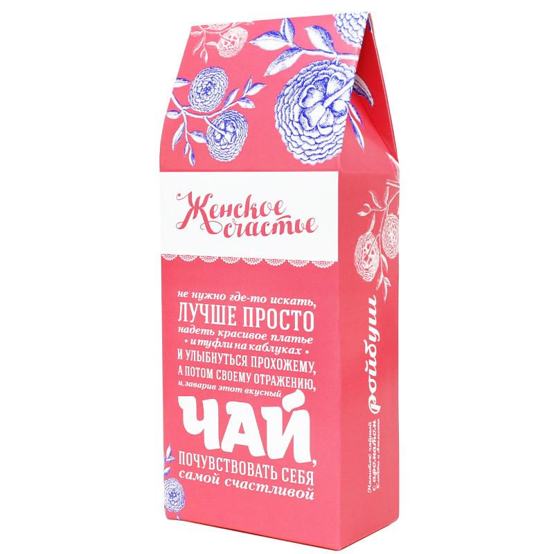 Чай зеленый байховый «Женское счастье» 100 гр.