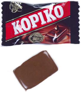 Kopiko (леденцы из кофейных бобов) 100г