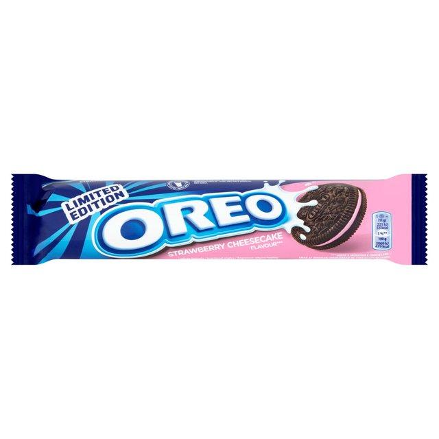 """Печенье """"Oreo Strawberry Cheesecake"""""""