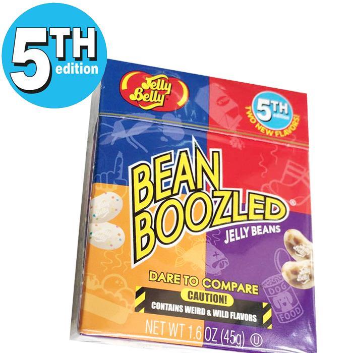 Jelly Belly Bean Boozled 5 версия! (Бин Бузлд) 45 г