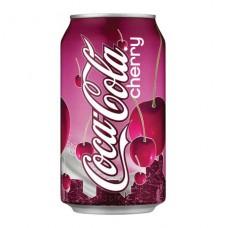Coca-Cola Cherry (Кола вишня)
