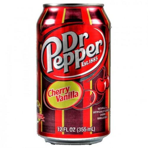 Dr.Pepper Cherry Vanilla (Доктор Пеппер вишня-ваниль)