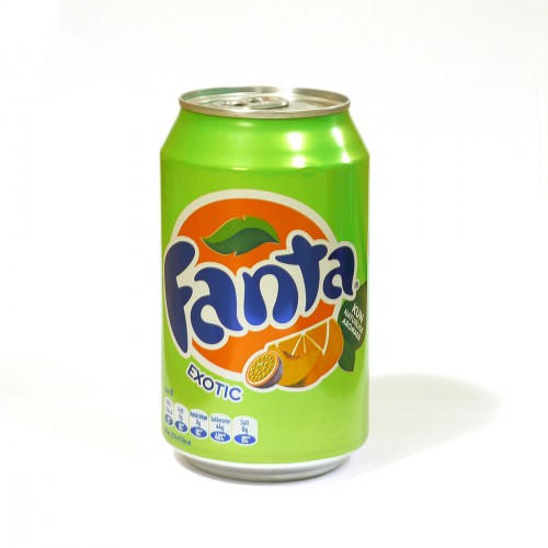 Fanta Exotic (Экзотическая фанта)