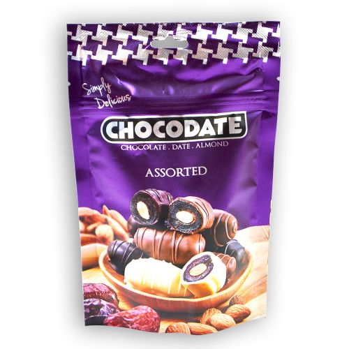 Chocodate Exclusive Pouch Assorted United Arab Emirates (ОАЭ) 100gr