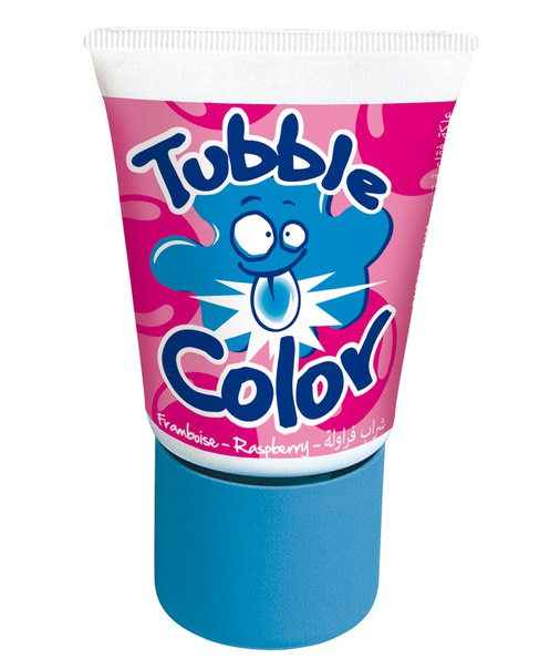 Tubble Gum Color