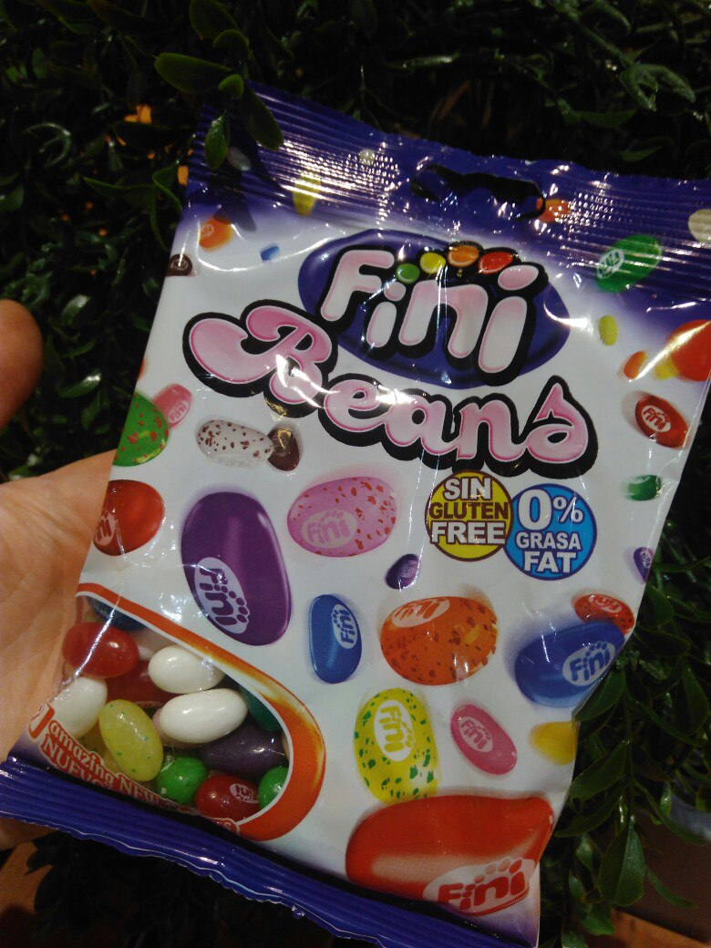 Jelly Bean 17 flavours