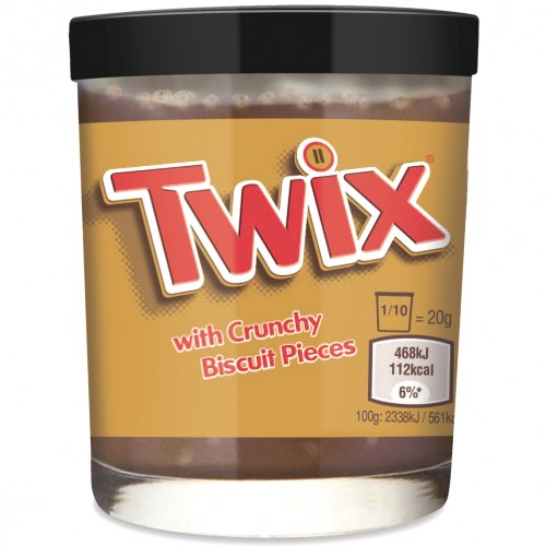 Paste Twix шоколадная