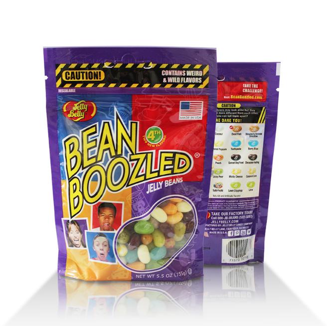 Bean Boozled 4 версия 20 вкусов супер-пакет 155 г.