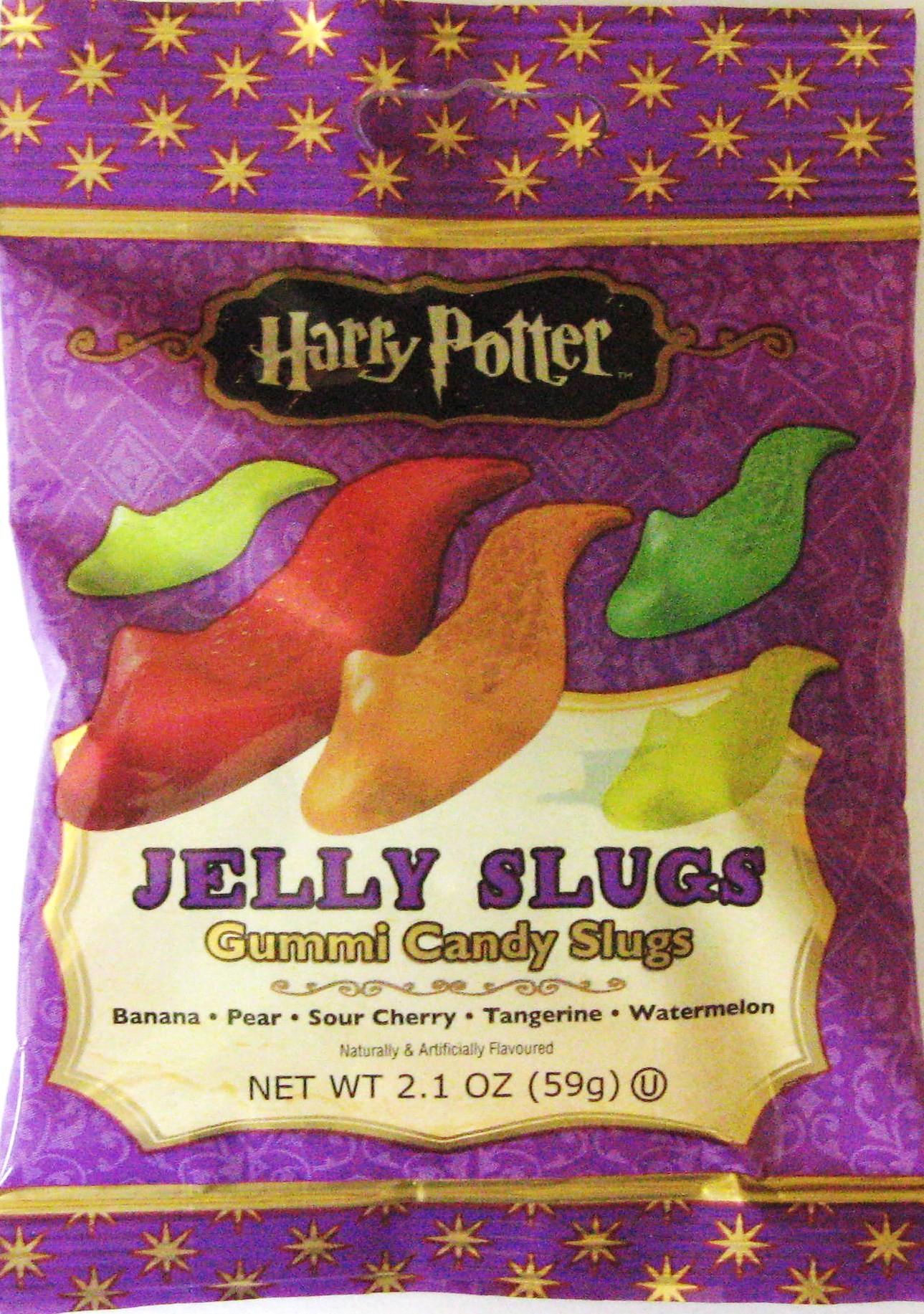 Harry Potter™ by Jelly Belly - Jelly Slugs Слизни мармеладные Хеллоуин Гарри Поттер 54 гр