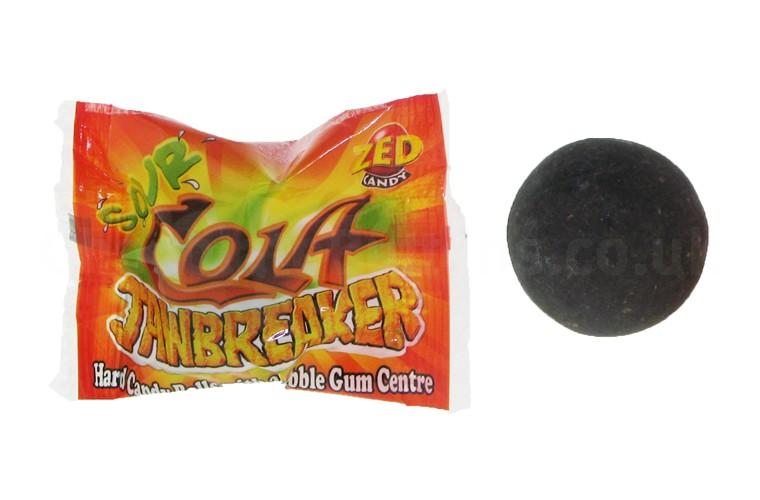 Sour Cola жвачка-бомба