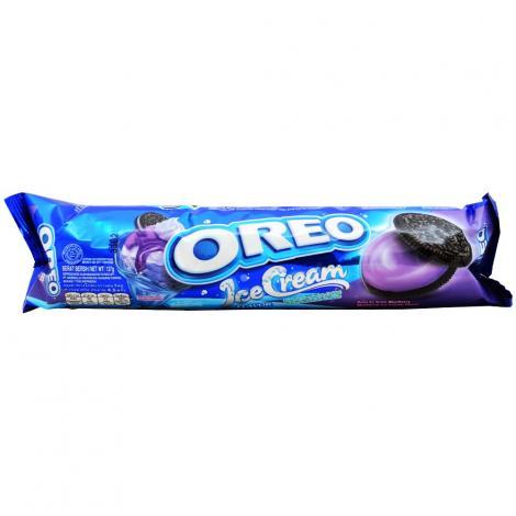 """Печенье """"Oreo  BLUEBERRY ICE CREAM"""""""
