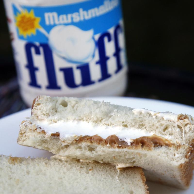 Marshmallow Fluff ваниль Кремовое маршмеллоу