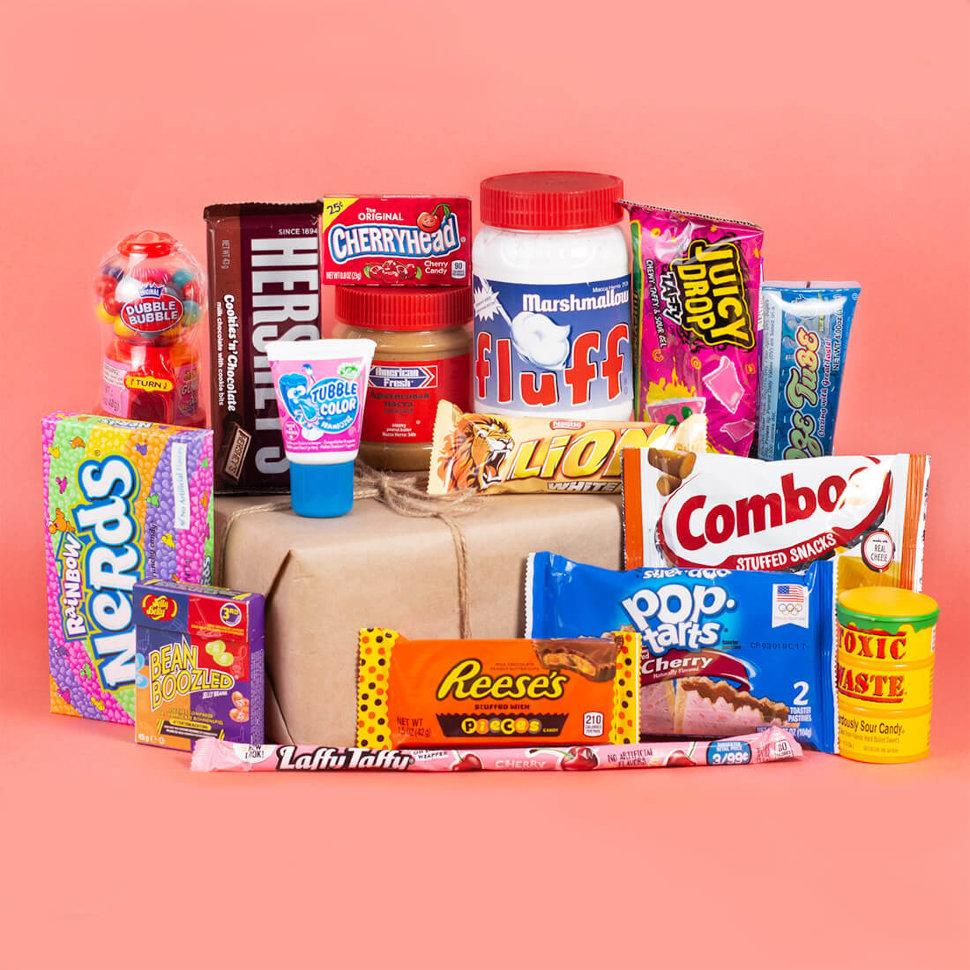 Подарочные наборы, секретная коробка сладостей, детские новогодние наборы