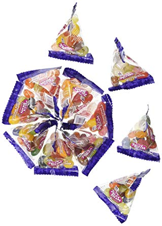 Jelly Bean Factory Sachet Gourmet Triangle Packs драже 14,5 гр