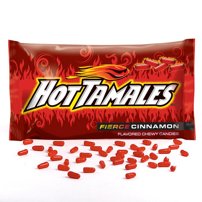 Hot Tamales конфетки