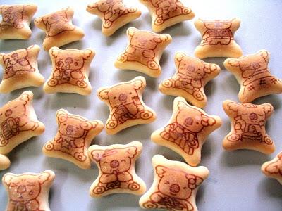 Biscuit Lotte Koala's March Strawberry