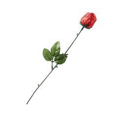 Шоколадная роза Rose съедобная