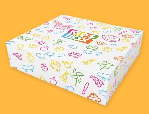 1 кг Секретная коробка вкусностей детям