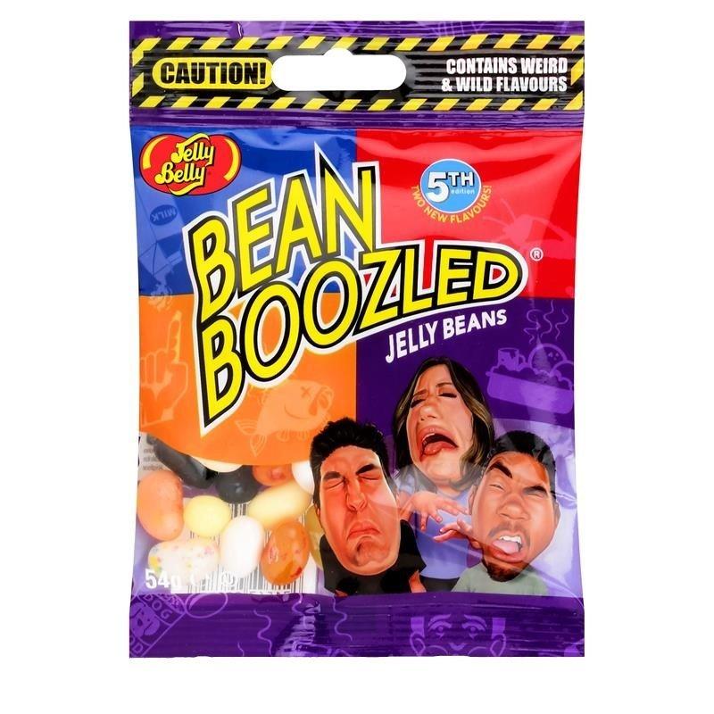 Jelly Belly Bean Boozled 5 версия (54 г) доставка бесплатно+подарок